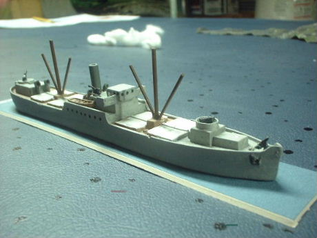 MR3  1200 Ton Merchant Ship