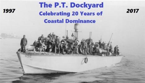 PTD 20 Year Banner