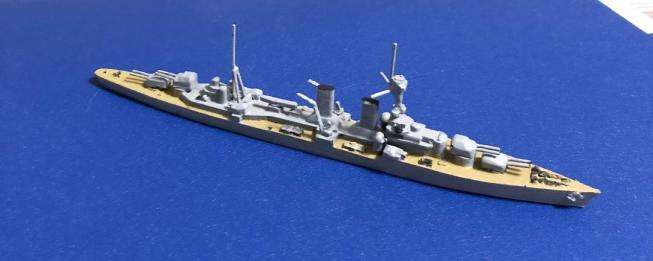 PTD German Cruiser 1200 Roon