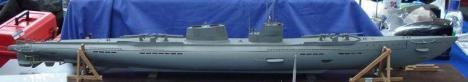 Tauchschiff Projekt 50 model