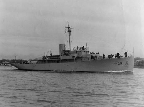 USS Mizpah