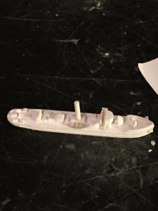 PTD Scaup Class Minesweeper