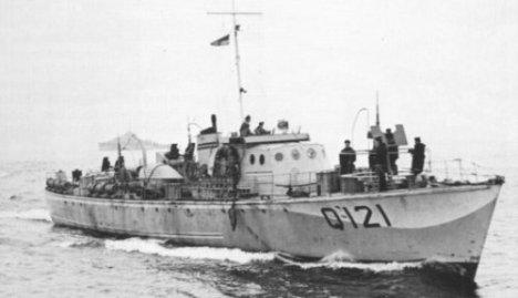 fairmile b 1944